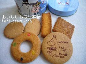 泉屋東京のムーミン缶クッキー