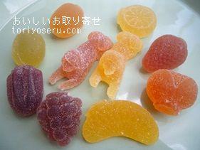 彩菓の宝石ライオン缶