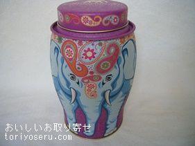 ウィリアムソンティー象缶