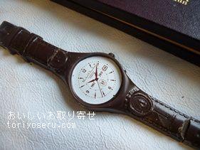 ミッシェルショーダンの時計チョコ