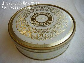 泉屋東京のプレミアムクッキー缶