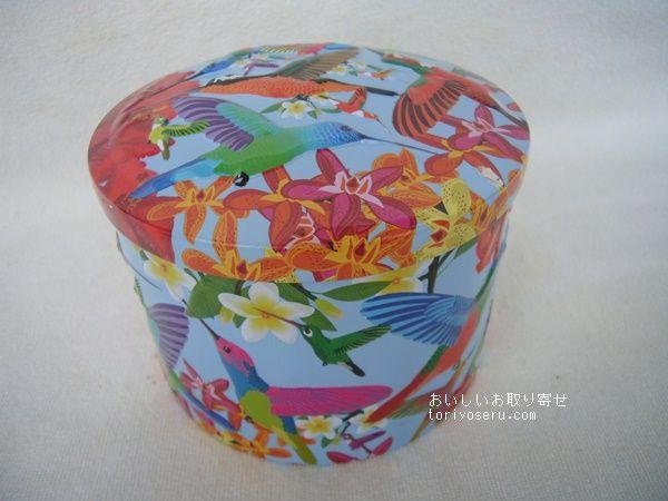 ガーディナーズのバニラトフィバード缶