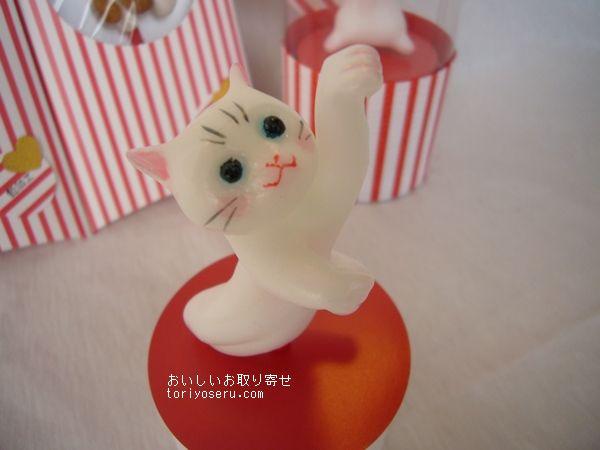 kayaの飴細工(ねこ、うさぎ、くま、クリスマス)