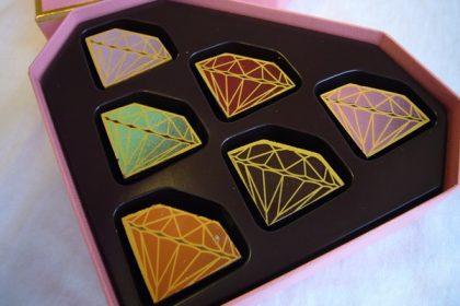 デルレイのダイヤモンドボックスピンク
