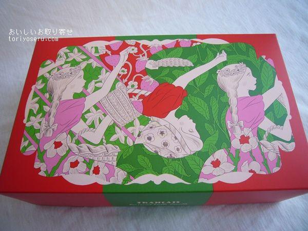 洋菓子フランセの季節を楽しむミルフィユ