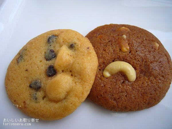 日曜日のクッキーのソフトクッキー