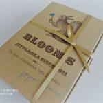 BLOOM'Sの白うさぎ黒うさぎセット