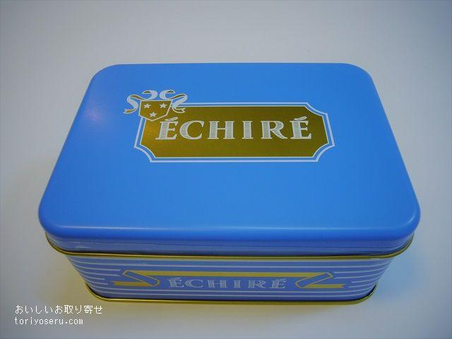 エシレのパルミエ・エシレ(青缶)