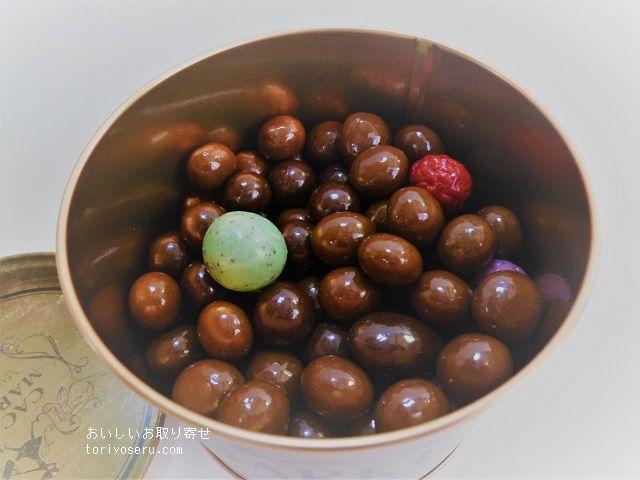 カカオマーケット・マリベルのチョコボール缶