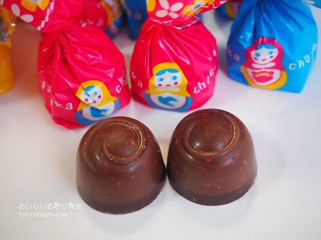 メリーチョコのショコラーシカ2018年
