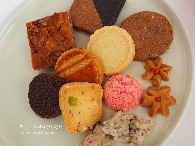 カフェタナカのレガル・ド・ミニ缶クッキーセット