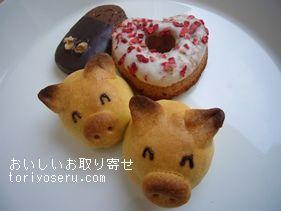 コムシノワの焼き菓子バレンタイン