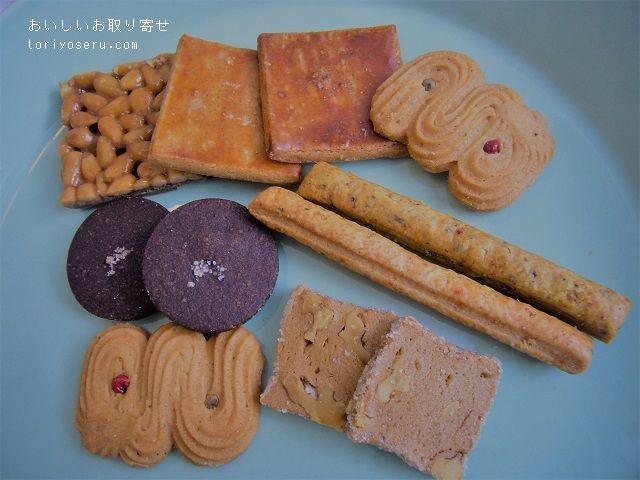 カフェタナカ・レガルドチヒロのクッキー缶