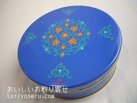 奈良ホテルクッキー缶