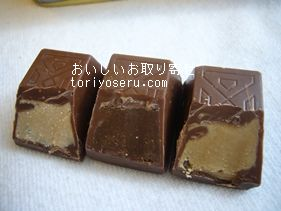 バルベロのチョコレート缶