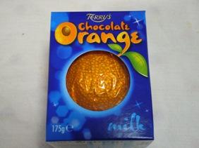 テリーズのオレンジチョコレート