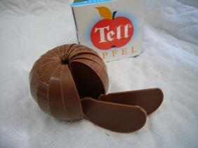 テルtellのアップルチョコレート
