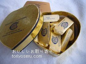 covaのジャンドゥーヤチョコ
