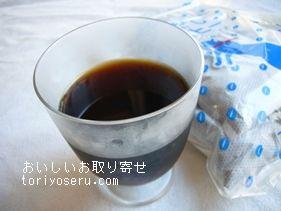 プシプシーナのショウガトウ・水出しコーヒー