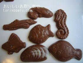 マッターホーンのチョコレート