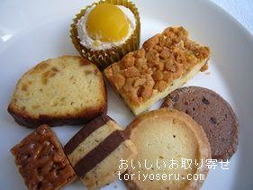 キースマンハッタンの焼き菓子