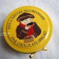 フランスのチョコレートスプレッド缶