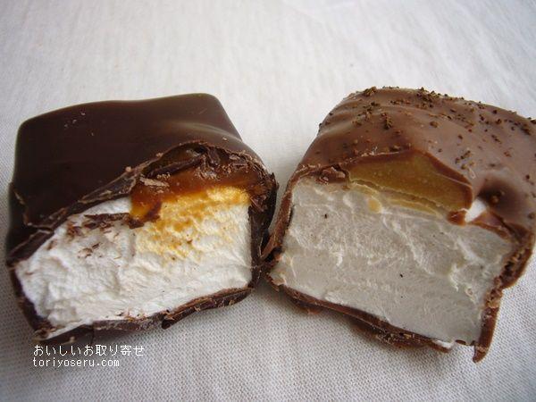 BARUバルーのマシュマロチョコレート
