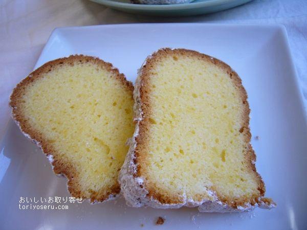 ロミユニのひつじのケーキ