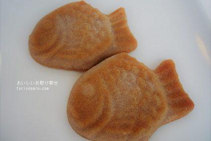 築地ちとせの鯛安吉日(鯛型のフィナンシェ)