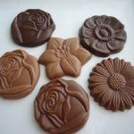 ロイズの花チョコ