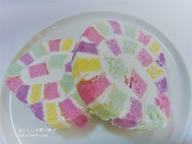 ボナペティのアルカンシエル(ロールケーキ)
