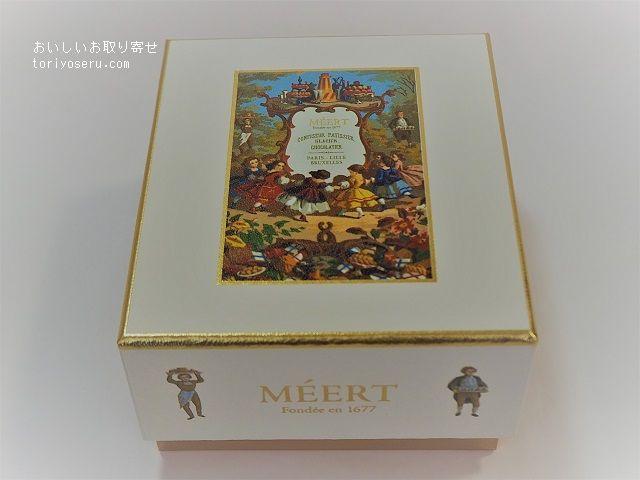 MEERTのショコラアソート