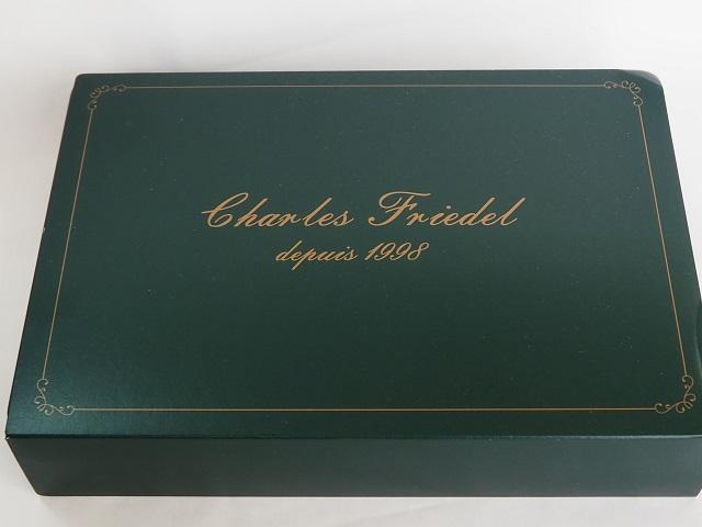 フランス菓子シャルルフレーデルのプチフールセック
