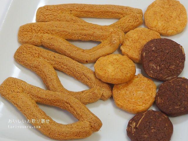 御菓子処高木のカステラ、和風クッキー、ひろしま檸の菓