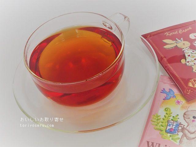 カレルチャペックのALL ABOUT TEA缶