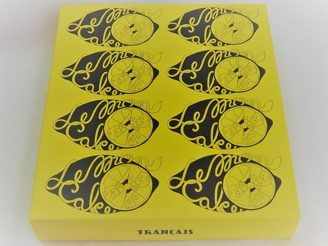 フランセのレモンケーキ