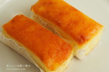 グラマシーN.Y.のクリームインチーズケーキ(栗)