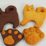 Maison Matieのネコクッキー