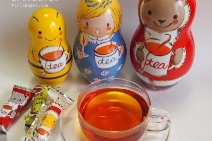 カレルチャペックのクリスマスマトリョーシカ缶