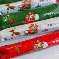 千鳥饅頭総本舗のクリスマスチロリアン