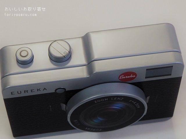 カルディのカメラ缶