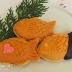 桃林堂の小鯛焼き(バレンタイン)