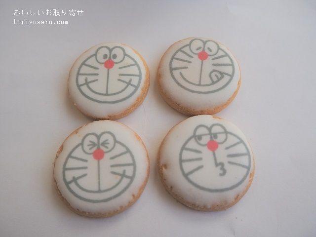 アンファンのドラえもんクッキー缶