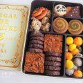 カフェタナカのクッキー缶(ハロウィン)