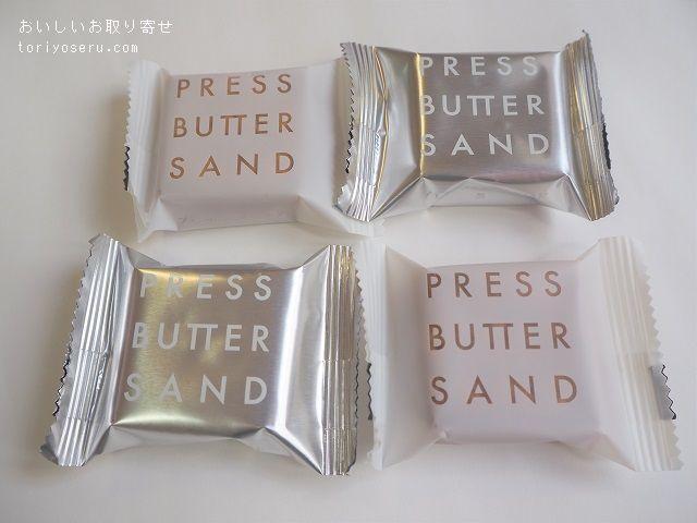 バターサンド専門店PRESS BUTTER SAND缶