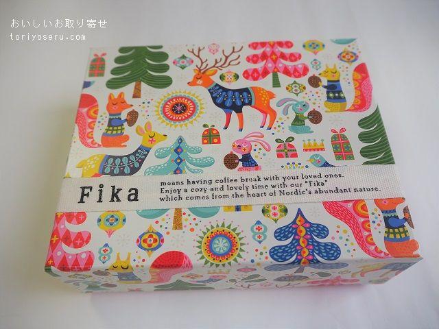 フィーカFIKAのクリスマスクッキー2019