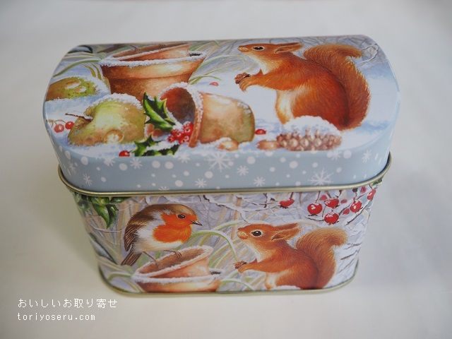リス缶 キャラメルト&バーゼラー・レッカリー