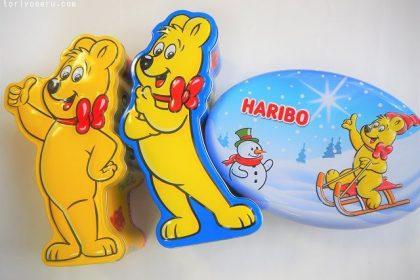 haribo(ハリボー)のウインター缶
