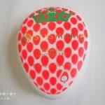 シルスマリアの静岡県産紅ほっぺのスノーベリー
