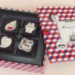 マモンエフィーユのCHA-TEA chocola